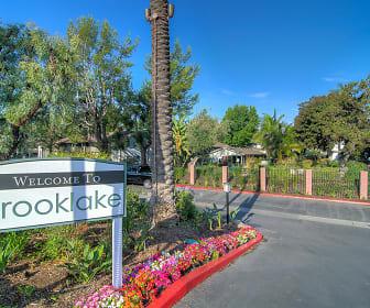 Community Signage, Brooklake Apartments