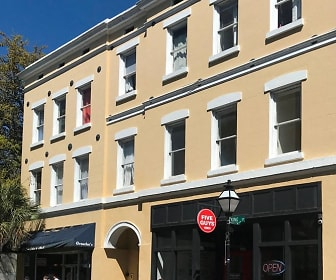 Charleston Urban, Harleston Village, Charleston, SC