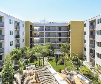 Building, Fusion Apartments