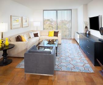 Living Room, Willard Towers