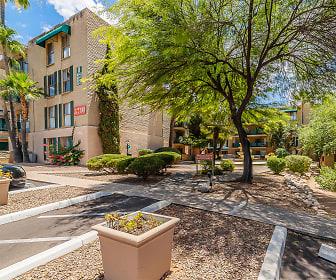 Bellevue Tower, Art Center Design College, AZ