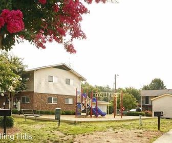 Rolling Hills, Fayetteville Street Elementary School, Durham, NC