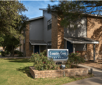 Country Crest Townhomes, Odessa, TX