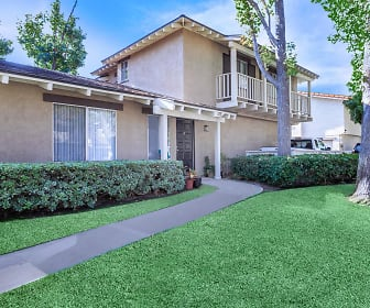 Carlyle Square Apartment Homes, CIT College of InfoMedical Technology  Fullerton, CA