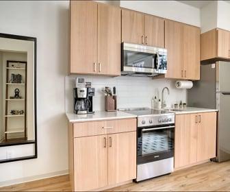 Kitchen, 3046 17th Ave W Apt 408