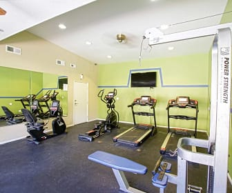 Fitness Weight Room, Emerald Ridge