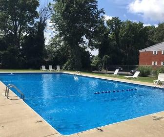 Pool, Newport Apartments