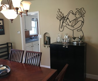 Dining Room, 1628 FAIRWAY ST