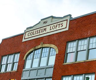 Coliseum Lofts, Carver, Richmond, VA
