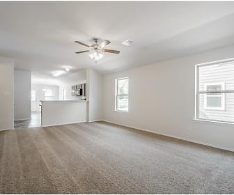 Living Room, 12756 Lake Conroe Bay