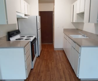 Kitchen, Maple Terrace Apartments
