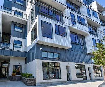 Metal Works Apartments, Drexel University, PA