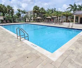 Pool, Sunset Palms Apartments
