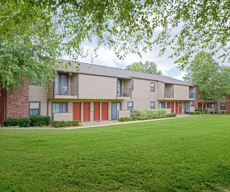Country Meadows Apartments, Harding University, AR