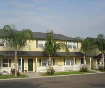 Oak Terrace Apartments, Coakley Middle School, Harlingen, TX