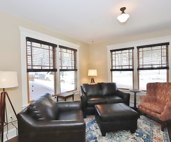 Living Room, 132 Park Street