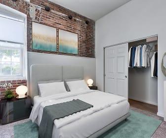 Bedroom, Thames Point
