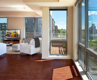Flux Apartments, Calhoun Isles, Minneapolis, MN
