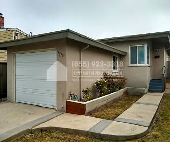 1612 Elm Street, Fred T Korematsu Middle School, El Cerrito, CA