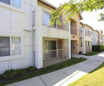 Belcourt Apartments, Wingland Elementary School, Bakersfield, CA