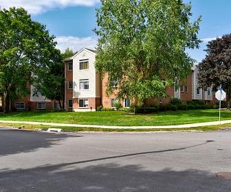 Building, Rose Hill Estates