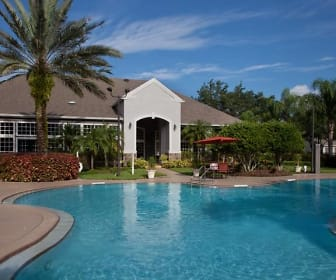 Pool, Osprey Links at Hunters Creek Apartments