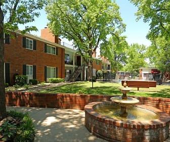 Southern Elms, Patrick Henry Elementary School, Tulsa, OK