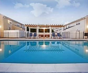 Pool, Walker's Chase Townhomes
