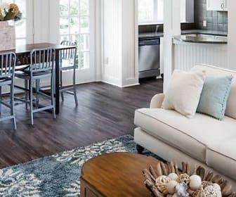 Living Room, Avalon at The Pinehills