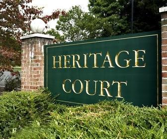 Community Signage, Heritage Court