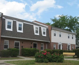 Hodges Ferry East Townhomes, Hodges Manor, Portsmouth, VA