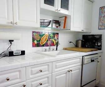 Kitchen, 1135 Meridian Ave Apt 4