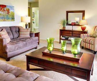 Living Room, Trinity Towers