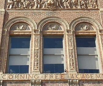 Academy Place Apartments, Corning, NY