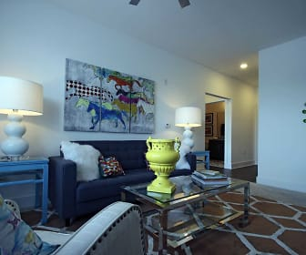 Living Room, NoHo Flats