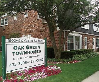 Oak Green Townhomes, Fort Sheridan, IL
