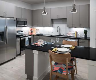 Kitchen, Alexan Legacy Central
