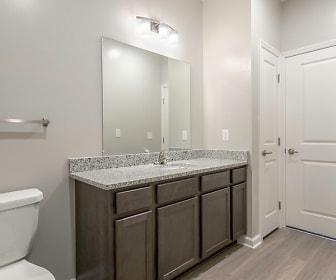 Bathroom, 12th and Wedgewood
