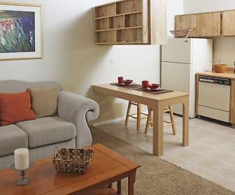 Living Room, Desert Tree