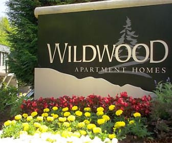 Community Signage, Wildwood Apartment Homes
