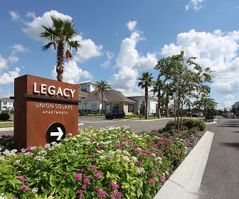 Community Signage, Legacy Union Square