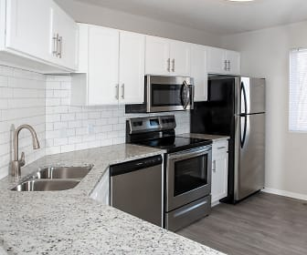 Kitchen, Southfork Townhomes