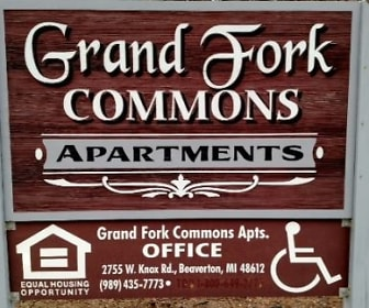 Community Signage, Grand Fork Commons (TJ)