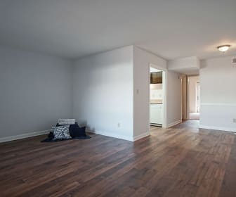 Living Room, Serenity Apartments at Huntsville