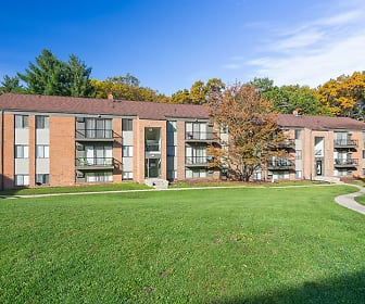 Ramblewood Apartments, Hudsonville, MI
