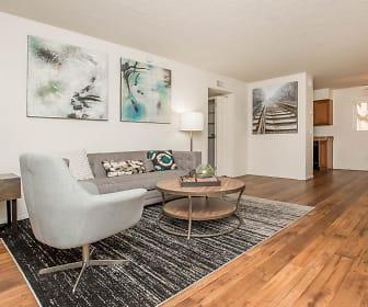 Hardwood Floor at Yardz on Kolb Apartments in East Tucson, AZ, Yardz on Kolb
