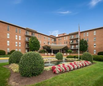 Brooklawn Apartments, Hood College, MD