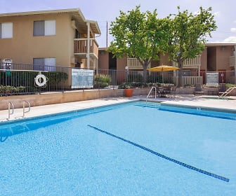 Pool, Five Coves Apartment Homes