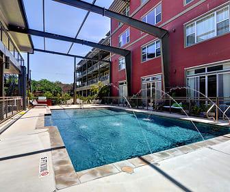 Pool, 831 S Flores St Ste 3107