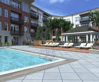 Pool, Hawthorne at Friendly